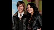 Zac Efron & Vanessa Hudgens - Love