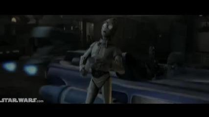 Star Wars: The Clone Wars (сез. 3) - Трейлър + Субтитри