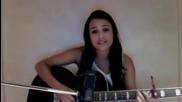 17 годишно момиче пее песнта - Boyfriend
