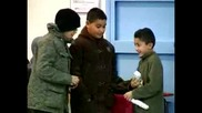 Ученици – мюсюлмани изучават конфликта в Газа