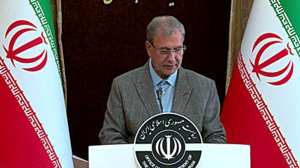 Iran: 'British-flagged tanker is ready to be released' - Govt. spokesperson