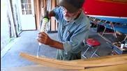Част 6 -поправка на дървена лодка