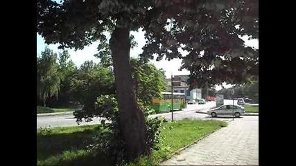 яки автобуси в Търговище - видео