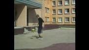 15 - Годишно Руско Момче Право Фурор С Топка