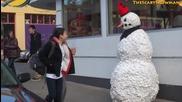 част 1 най зловещия снежен човек