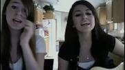 Момичета пеят Can I Have This Dance на Zac Efron & Vanessa Hudgens! Невероятно изпълнение!!!