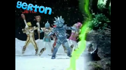 power rangers mystic force ep 27