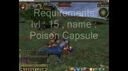 Last Chaos : Rogue and Ranger , skills to lvl 70 :)