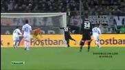 Борусия ( мьонхенгладбах ) 3:0 Цюрих ( 11.12.2014 ) ( лига европа )