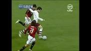 04.03 Милан - Арсенал 0:2 Сеск Фабрегас Изумителен гол