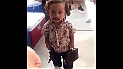 Малкият Пабло Эскобар
