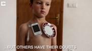 5 годишно дете - магнит!