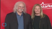 David Crosby Collides With Jogger