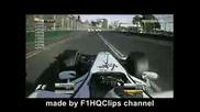 F1 Квалификация последни минути...изненадващо начало за Brawn Gp Пол позишън за Бътън