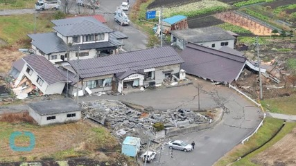 6.9 Quake Hits Off Japanese Island of Honshu