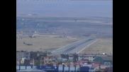 Турция е изпратила шест изтребителя край границата си със Сирия
