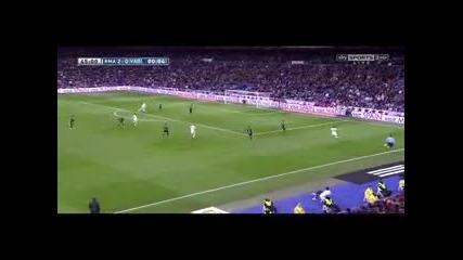 Сезон 2013-2014 Примера 15 Кръг Реал М - Валядолид 4-0 Целия Мач