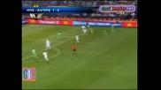 23.06.2010 Сащ - Алжир 1:0 Всички голове и положения - Мондиал 2010 Юар