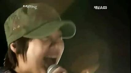 Go Eun Ah - rapping beethoven hip-hop The Strongest K-pop Survival