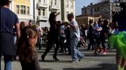 International Rueda De Casino Multi Flash Mob Day - Plovdiv Bulgaria 2016
