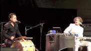 Goran Bregovic - Bella ciao - (LIVE) - (Concerto al Festival di Villa Arconati 2011 - Parte 1)