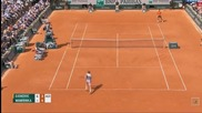 Novak Djokovic vs Stanislas Wawrinka Roland Garros 2015