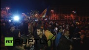 Romania: Protest over nightclub fire sweeps Bucharest for second night
