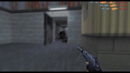Counter-strike 1.6 Movie 2012 Professional Gamers League