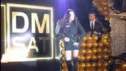 Dragana Mirkovic - Mili, 2012 Novogodisnji program Dm Sat Tv deshake