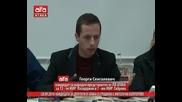 Кандидати за депутати от Атака се срещнаха с жители на Калугерово, 28.09.2014г.