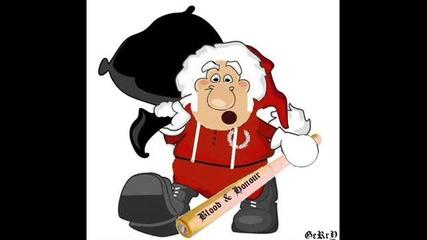 Santa Was A Skinhead Heysel - Hell tomtegubbar