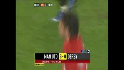 Manchester Utd. 3:0 Derby