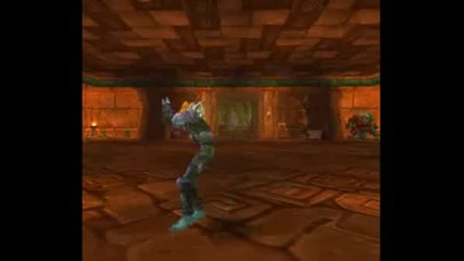 World Of Warcraft Dance Styles Horde And Alliance