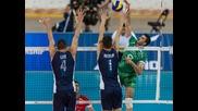 България с първа победа в световната лига – 3:2 над САЩ в Чикаго