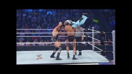 Rey Mysterio - Double Tilt A Whirl Ddt