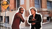 Превод! B.o.b (feat. Bruno Mars) - Nothing On You
