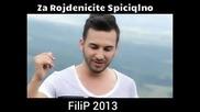 Filip - Chestit rojden den-2013