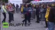 Austria: Fans eagerly await Friday's Eurovision final in Vienna