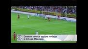 Севиля записа трудна победа с 3:2 над Майорка