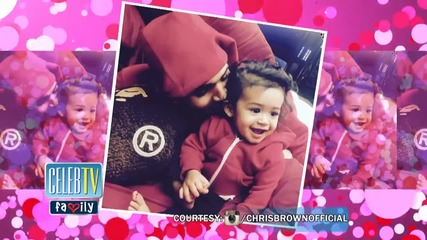 See First Photos of Chris Brown's Baby Girl