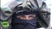 Хамас демонстрира сила по улиците на Газа