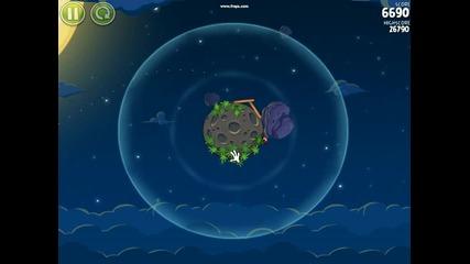 Angry Birds Space-епизод 1 Level 1