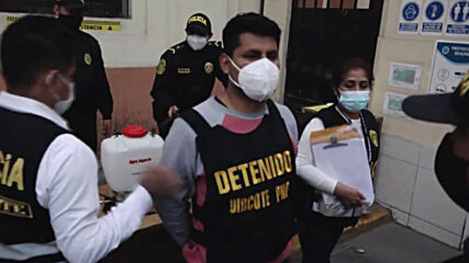 Peru: Dozens of alleged Shining Path members arrested in Lima