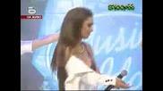 Music Idol 2 - Изпълнението На Бони С Айдълите 19.05.2008