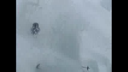 Екстремно Каране На Ски