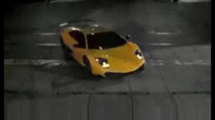 Lamborghini Murcielago Lp 670 - Sv