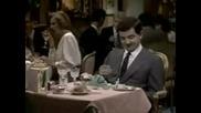 Mr. Bean - - - - Restaurant