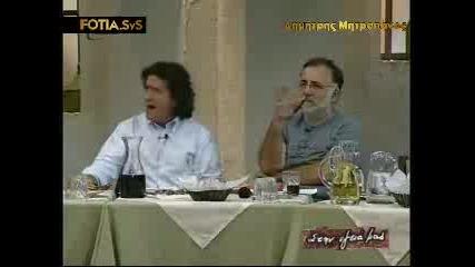 Dimitris Mitropanos - Kleinw Kai Erxomai
