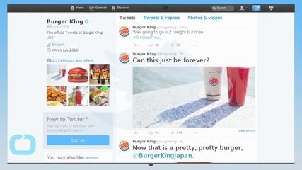 Burger King Reveals New Red Burger