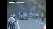 Катастрофа На Peugeot 206